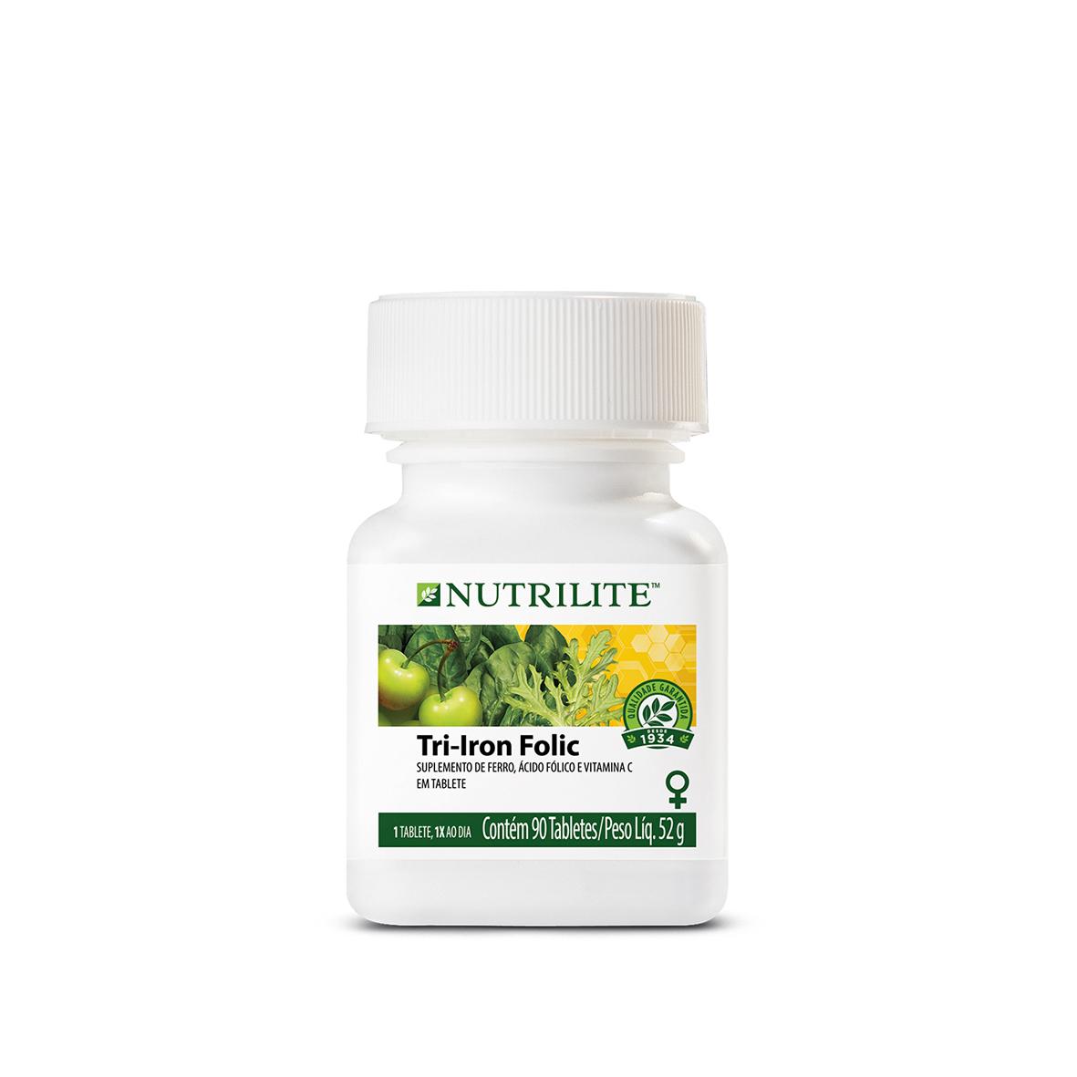Tri-iron Folic - Nutrilite