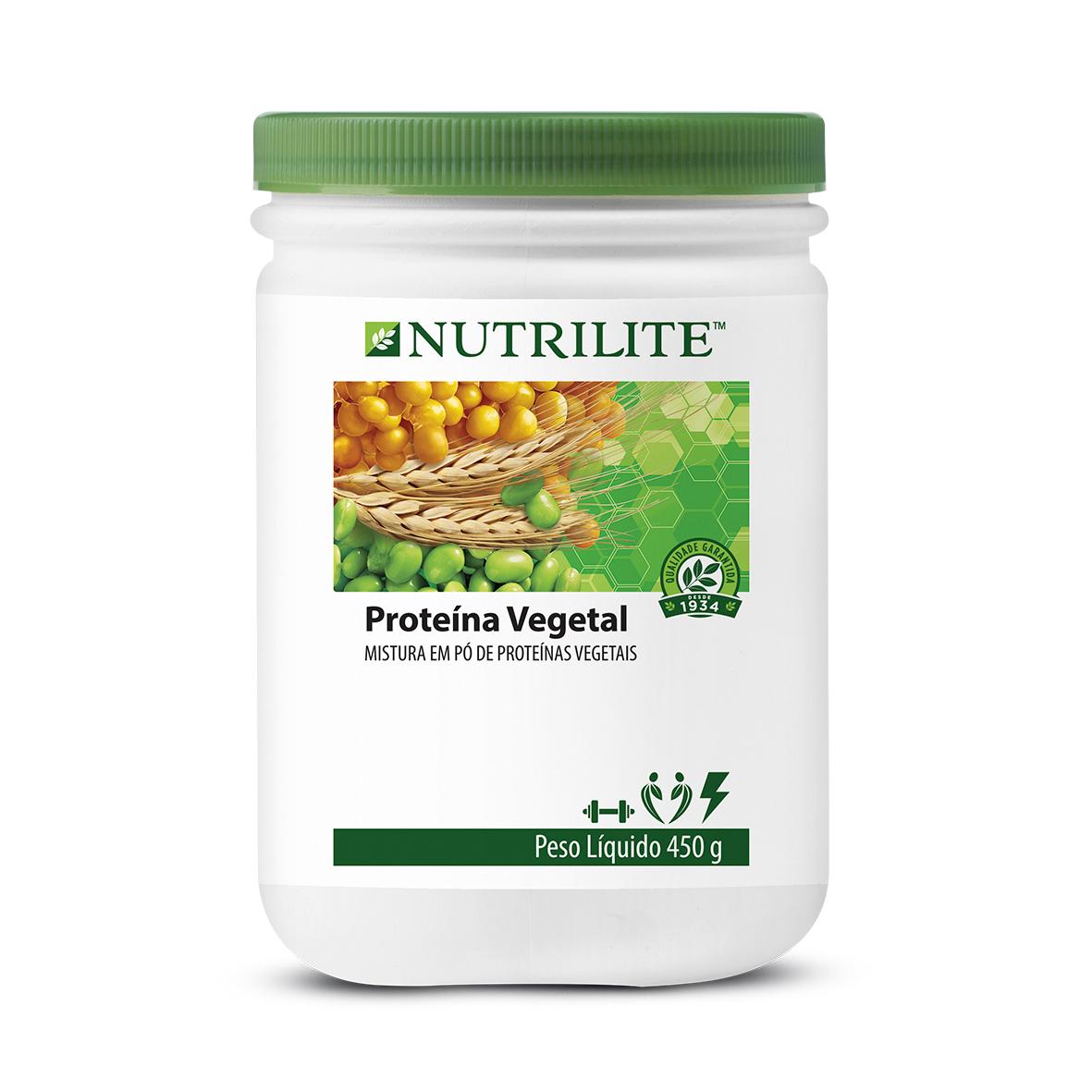 Proteina Vegetal em Pó - Nutrilite