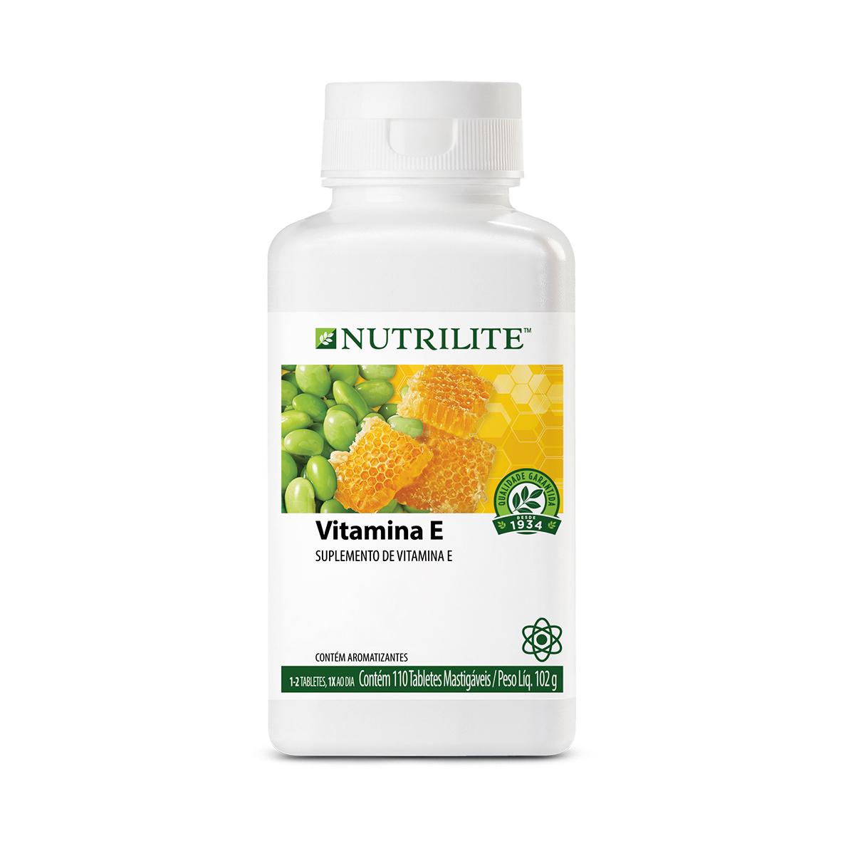 Suplemento de Vitamina E - Nutrilite