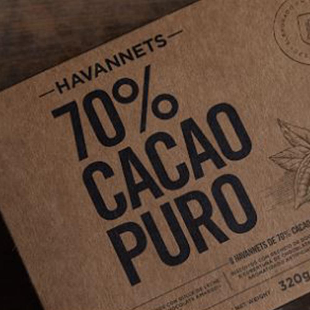 HAVANNETS 70% CX 8